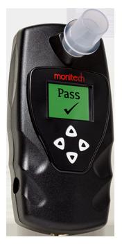 Monitech Breathalyzer
